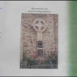 Photo: extrait du panneau de la Maison du Tourisme Houffalize-LaRoche-en-Ardenne. Que deux fautes d'orthographe. Errare humanum ;)