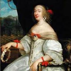 La Grande Mademoiselle. La fleur de l'aristocratie. friquee comme pas possible. Moche comme cela ne peut etre.