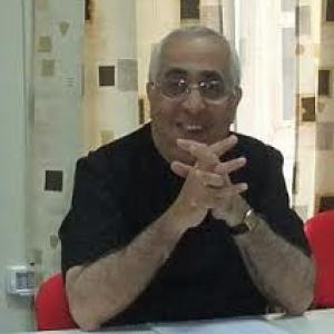 Mgr Maroun Lahham, eveque de Tunis