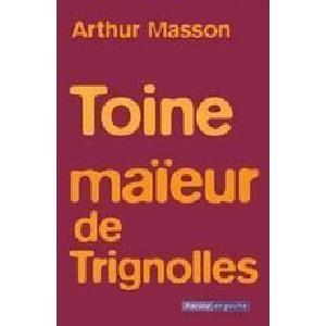 maieur (ici, titre d'une roman d'Arthur Masson)