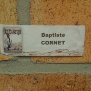 Baptiste Cornet.
