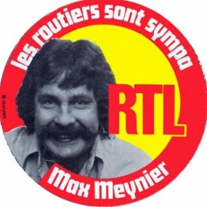 """Max Meynier, animateur sur RTL """"Les routiers sont sympa(s)"""""""