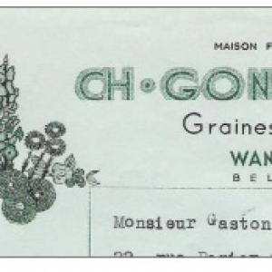 La Maison Gonthier, a Wanze, prov. de Liege