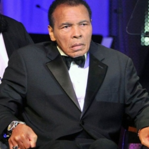 Mohammed Ali (initialement Cassius Clay)