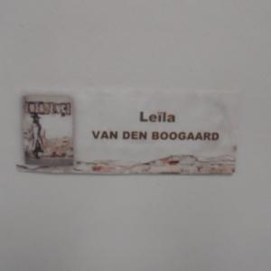 Leïia Van Den Boogaarts.