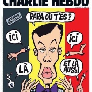 Actualité. Jean-Pierre Coffe  -  Charlie Hebdo