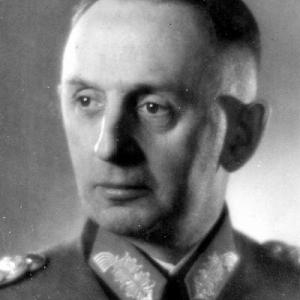 General Georg Peiffer, qui connut aussi bien Stalingrad que l'Ardenne...
