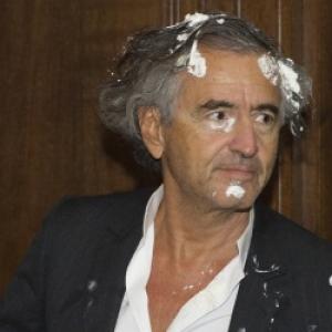 Bernard-Henri Levy, victime d'entratrage.