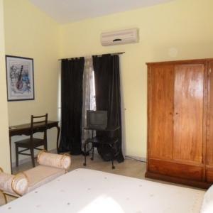 Villa Blonde, une chambre