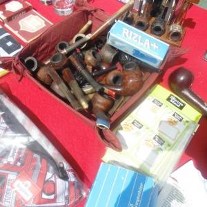 La collection de pipes de Simenon