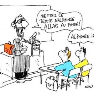 """Alphonse Allais, un """"tout grand"""" Oulipien."""