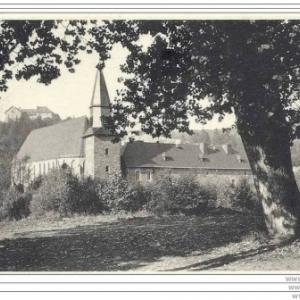 Houffalize J'énergize – Du neuf à l'église