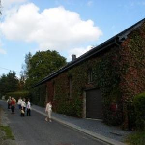 """rue Ste-Anne, endroit approximatif de l'ancienne chapelle et du """"Friedhof"""" autrichien (vers 1790)"""