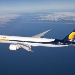 boeing 777 van jet airways