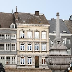 Op vakantie in een vakantiewoning  stijl in de Ardennen