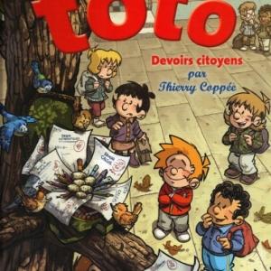 Les blagues de Toto, tome 14. Devoirs citoyens.