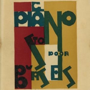 Gaston Burssens (1896-1965), Piano, 1924, Museum voor Schone Kunsten, Gent. Bibliotheek. Precieuze reserve