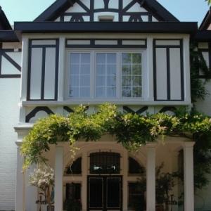2 sterren Restaurant Mylord in Ellezelles, een plaats die een bezoek waard is.