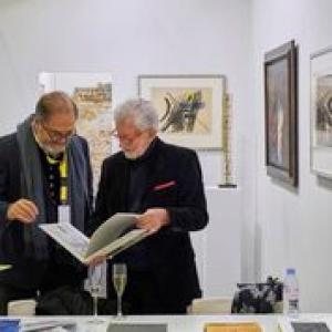 Du 8 au 10 novembre, Luxembourg Art Week célèbre son cinquième anniversaire !