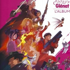 50 ans Glénat. l'Album.