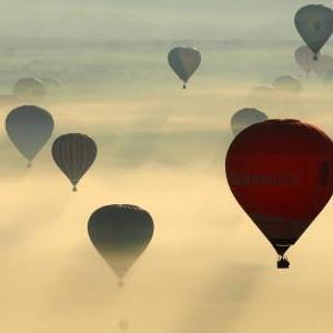 Le Grand Est Mondial Air Ballons prend son envol en Lorraine
