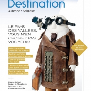 La brochure  Destination