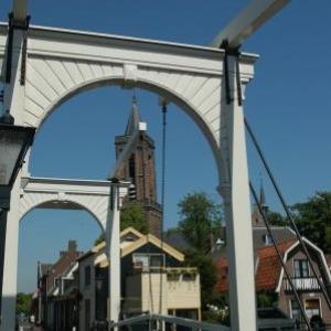 typische brug in gelderland