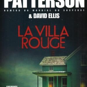 La villa rouge de James Patterson aux éditions l'Archipel