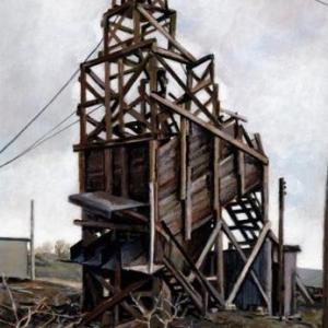 JOSE RAMON AMONDARAIN - Pintura / Fotografía - Leroy Snyder Coal Co