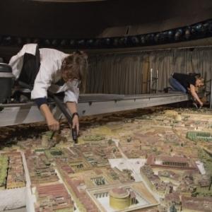 La Maquette de Rome de nouveau accessible pour le grand public au Musée Royal  Arts & Histoire à Bruxelles