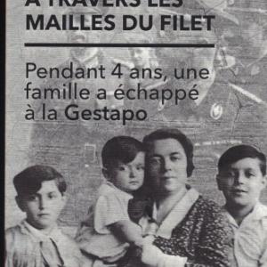 À travers les mailles du filet, par Ignaz Henri Rubinfeld aux éditions Jourdan