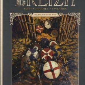Breizh. Histoire de la Bretagne, tome 4 - Les Hommes du Nord