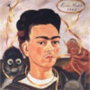 zelfportret frieda kahlo