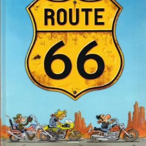 ROUTE 66. Tome 1, aux editions Bamboo
