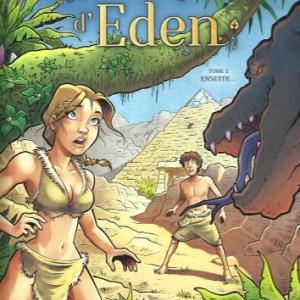 Les rescapés d'Eden  - tome 2. Ensuite…