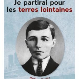 Je partirai pour les terres lointaines par Paul Couturiau aux éditions Jourdan