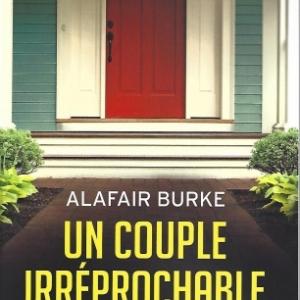 Un couple irréprochable, par Alafair BURKE