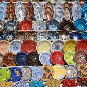 zeer mooi aardewerk