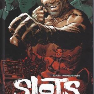 Slots, de Dan Panosian chez Delcourt
