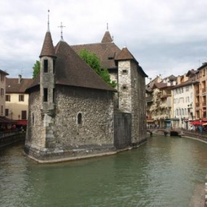 annecy- oude stad