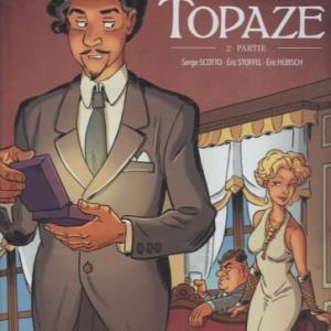 TOPAZE, de Marcel Pagnol, Tome 2 chez Grand Angle