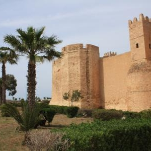 het fort van Monastir