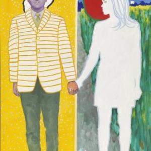 Raveel Roger, Mensenpaar, 1968-75