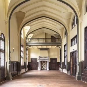 Inauguration officielle du Handelsbeurs d'Anvers restauré