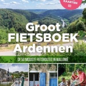 Groot fietsboek Ardennen, bij uitgeverij Lannoo