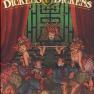 Dickens & Dickens - Tome 2, Jeux de miroir, aux éditions Glénat