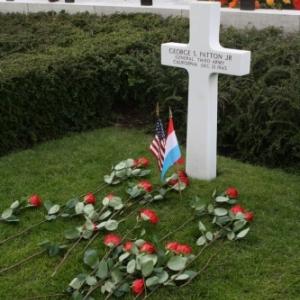 graf generaal Patton te Hamm