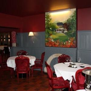 restaurant het parksken, de zaal