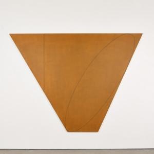 La Galerie Greta Meert expose le peintre Robert Mangold du 8 février au 6 avril 2019.
