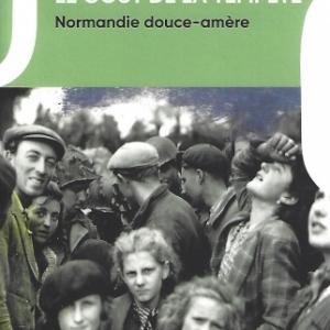 Le goût de la tempête - Normandie douce-amer , premier roman de Guillaume Mazeline